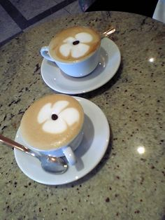 Let's start with real coffee, Italian style