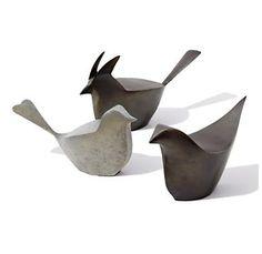 cast iron birds