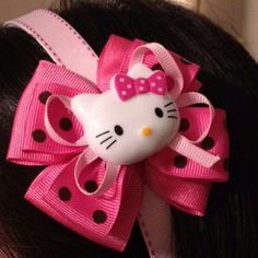 Hello Kitty Headband!!