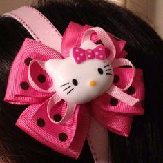 Hello Kitty Headband!!