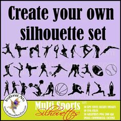 Silhouette sets
