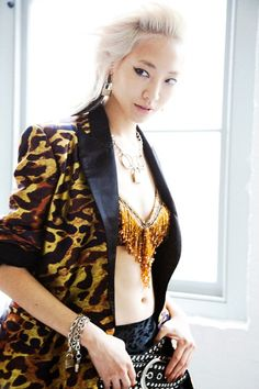 Soo Joo Park at Wilhelmina Models for Rodarte SS14. http://www.dazeddigital.com/fashion/article/17106/1/rodarte-ss14