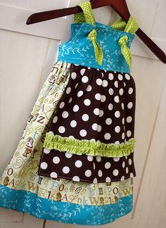 adorable knot dress