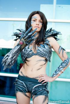 badass cosplay, awesom cosplay, news, witchblad cosplay, comic books, art, witchblad sonja, costumecosplay idea, comics