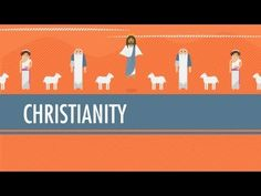 Christianity from Judaism to Constantine: Crash Course World History #11 - YouTube