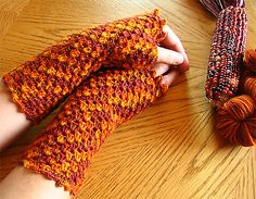 Ravelry: Harvest Hands pattern by NativeFae