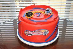 Beyblades Cake