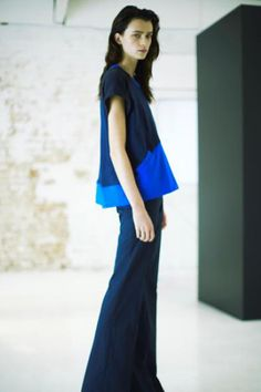 A lesson in balance from Preen Spring '13