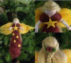 books, magic, fairies, christmas decorations, christma decor