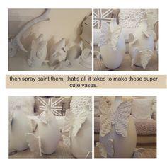 paper clay butterflies tutorial
