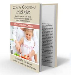 Comfy Cooking with Kids Ebook GIVEAWAY!!!!!