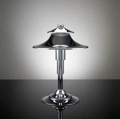 Art Déco - Bauhaus: Myths Surrounding Walter Von Nessen Lamp
