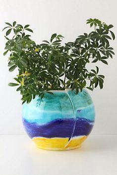Vinhais Garden Pot, Tall