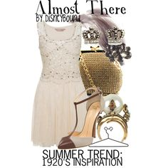Almost There Trend, created by lalakay on Polyvore #disney