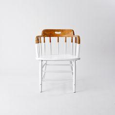 dipped chair #DIY