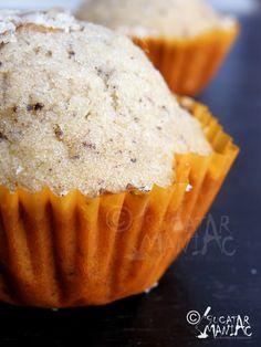 Prajiturele cu nuca/ Cupcakes cu nuca