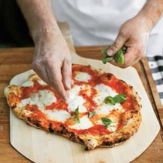 Perfect Pizza Toppings - The Ultimate Backyard Pizza Party - Southern Living