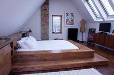 Minimalist Unusual And Unique Bed Design : Sunken Beds