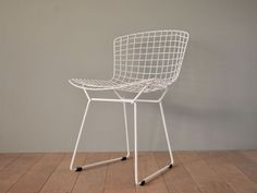 chaise wire bertoia