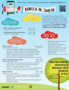 buzz words for teacher cover letters