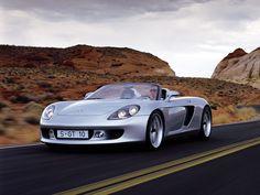 2005 Porsche Carrera GT 2 Dr STD Convertible