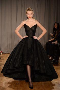 fashion weeks, runway fashion, style, dress, posen fall, gown, fall 2014, zacposen, zac posen