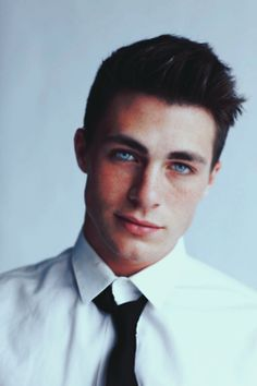 Colton Haynes... his eyes!! Gah!