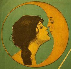 ...Moon kiss