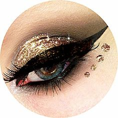 Lit Cosmetics - Holographic Glitter Kit in Rich and Famous - copper  #sephora