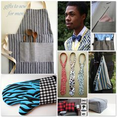Round Up: 9 Gifts to Sew forMen - A Sewing Journal - A Sewing Journal sew journal, journals, sewing projects, gifts to sew for men, men gifts, sew formen, diy idea, sewing gifts for men, sewing for men