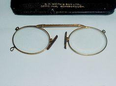 Victorian Eye Glasses