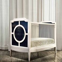 The New Traditionalists Regency Crib