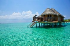 Tropical Kuramathi Island Luxury Resort