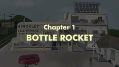 THE WES ANDERSON COLLECTION CHAPTER 1: BOTTLE ROCKET