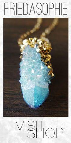 Eco Friendly, Handmade Artisan Jewelry at  www.friedasophie.etsy.com
