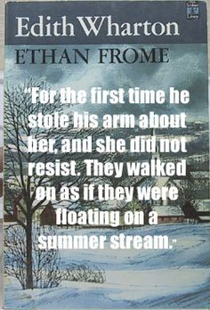 a comparison of ethan frome and lester burnham The on-line books pagecomplete list by title  the best of ethan allen by ethan  a comparison of naturally occurring and synthetic substances.