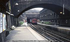 1960 - 'Tank' at Whitechapel