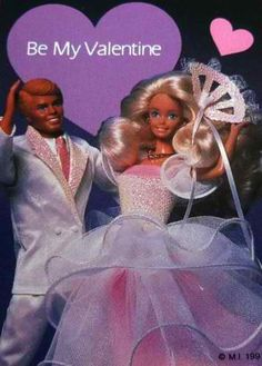Barbie and Ken - I had these as a kid <3