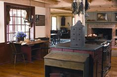 period kitchens