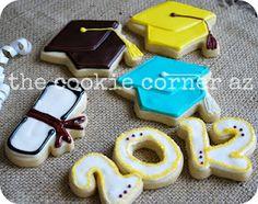 Graduation Cookies