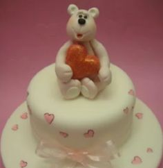 How to make a Valentines Day cake the easy way