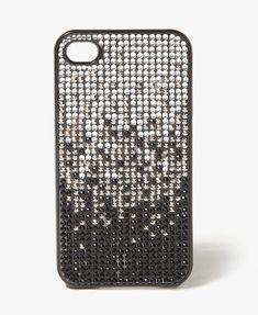 Rhinestoned Phone Case $8.80