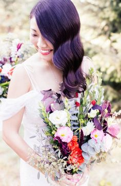 vintage hair waves, photo by Reverie Supply http://ruffledblog.com/west-nyack-wedding-inspiration #weddinghair #bridal #vintagehair