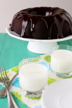 tunnel of fudge cake by annieseats, via Flickr