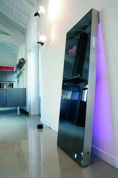 radiateur design varela miroir on pinterest design. Black Bedroom Furniture Sets. Home Design Ideas