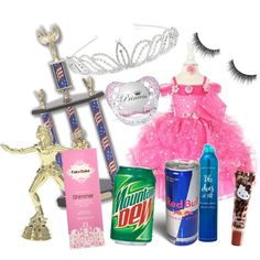"""""""Dress Like Toddlers And Tiaras For Halloween!"""""""