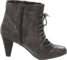 Madden Girl Women's Sashimii Lace-Up Boot: Shoes