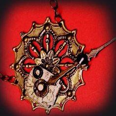 Steampunk Jewelry tutorial
