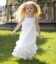 little girl summer dress tutorial