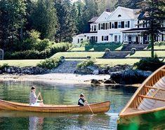 love our canoe
